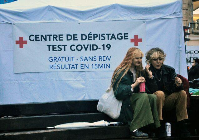 Koronawirus we Francji