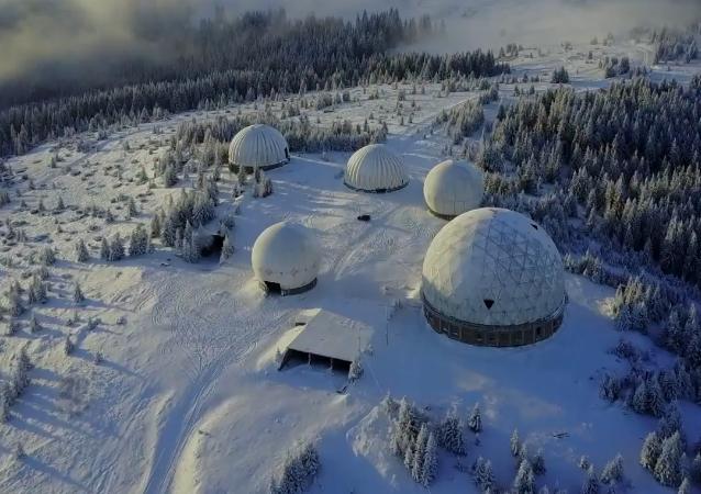 Dawna tajna stacja radarowa teraz jest atrakcją turystyczną