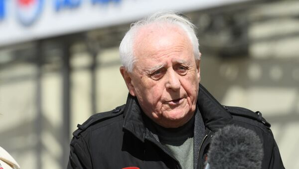 Leonid Sigan - Sputnik Polska