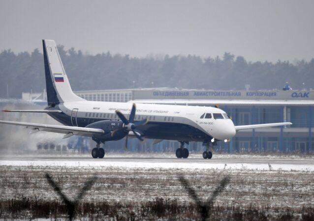Nowy regionalny samolot pasażerski Ił-114-300