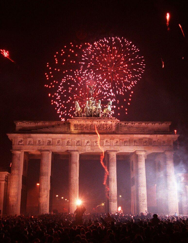 Fajerwerki w Berlinie, 1996 rok