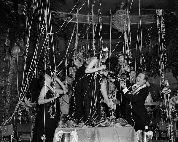 Sylwester w Nowym Jorku, 1939 rok - Sputnik Polska