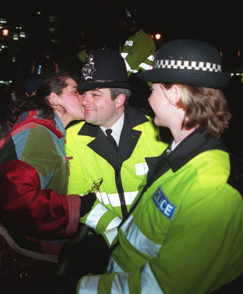 Sylwester w Londynie, 1996 rok