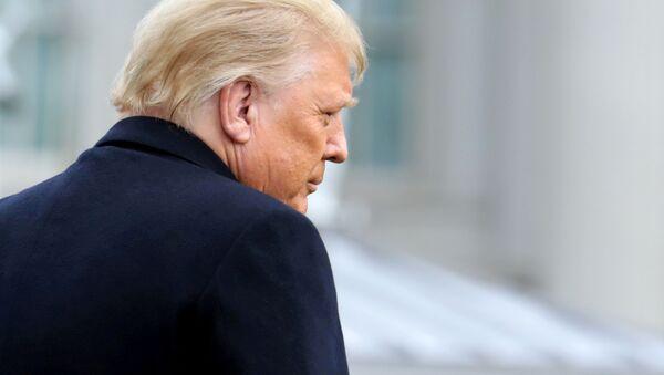 Donald Trump. - Sputnik Polska