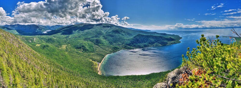 Zatoka Ajaja, Rejon siewierobajkalski Rosji