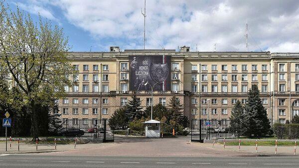 Budynek ABW w Warszawie - Sputnik Polska
