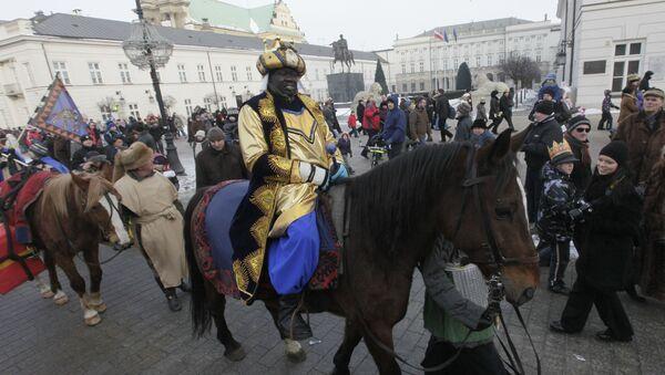Orszak Trzech Króli, 6 stycznia - Sputnik Polska