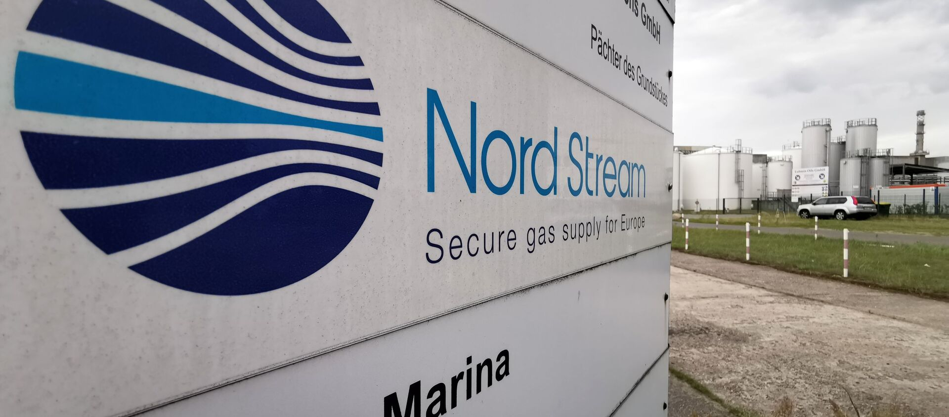 Nord Stream 2 - Sputnik Polska, 1920, 19.05.2021