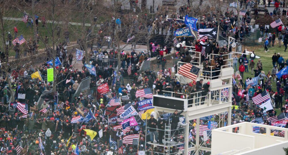 Protesty w Waszyngtonie