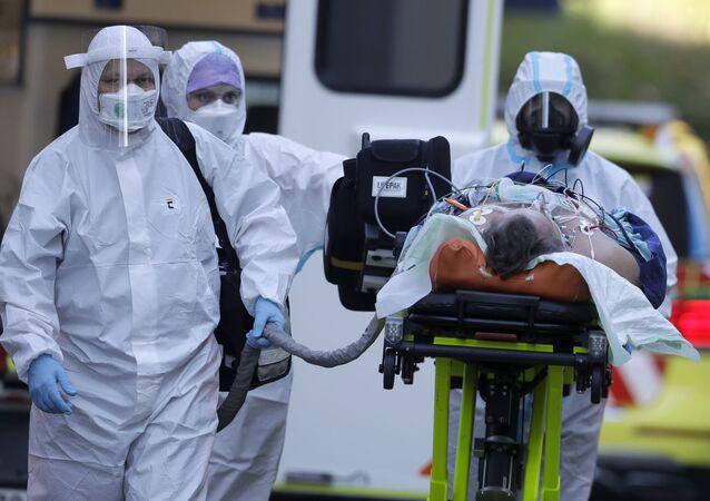 Pandemia koronawirusa SARS-CoV-2 w Czechach