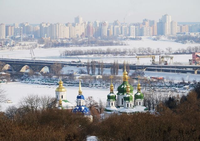 Kijów, Ukraina.