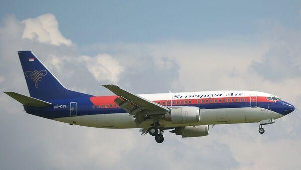 Samolot pasażerski Boeing 737-300 linii Sriwijaya Air - Sputnik Polska