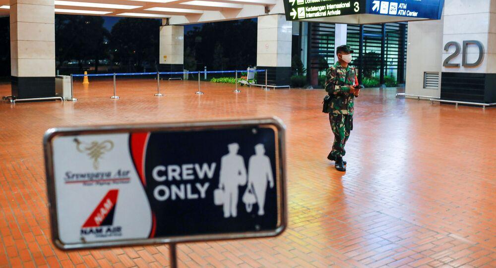 Lotnisko w Dżakarcie