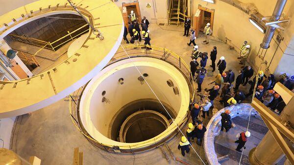 Reaktor w Arakie - Sputnik Polska