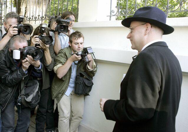 Polski polityk Jan Rokita.
