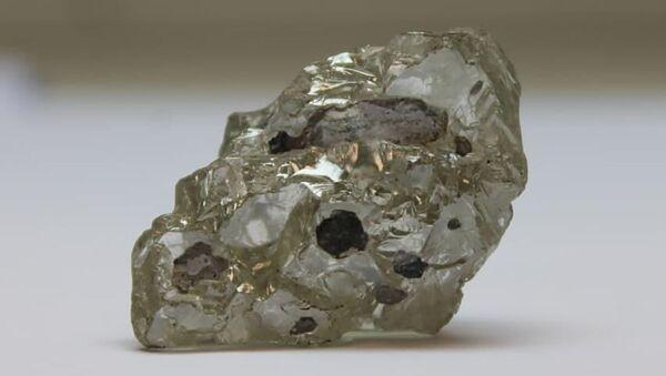 109-karatowy diament wydobyty pierwszego dnia 2021 roku - Sputnik Polska