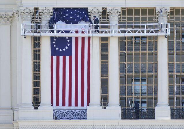 20 stycznia na Kapitolu odbędzie się inauguracja Joe Bidena