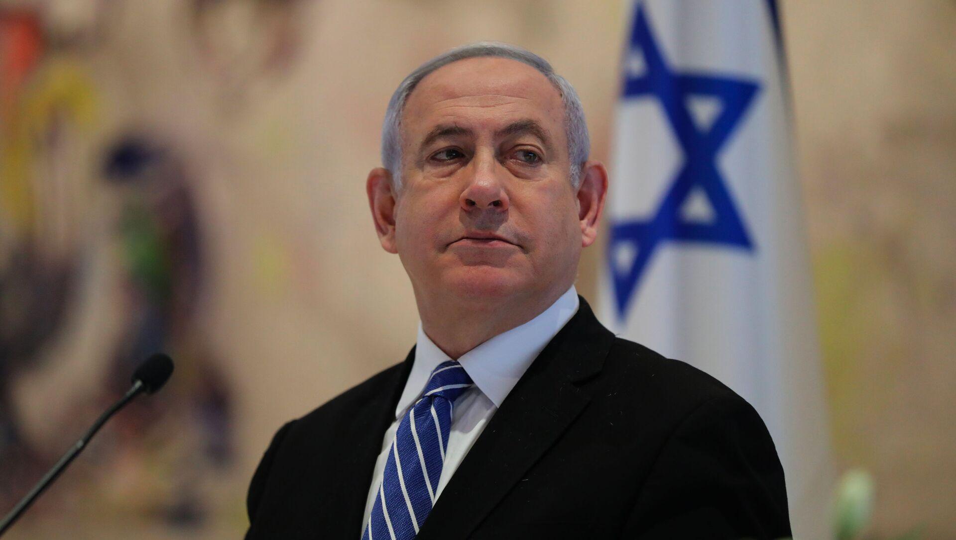 Benjamin Netanjahu - Sputnik Polska, 1920, 10.05.2021