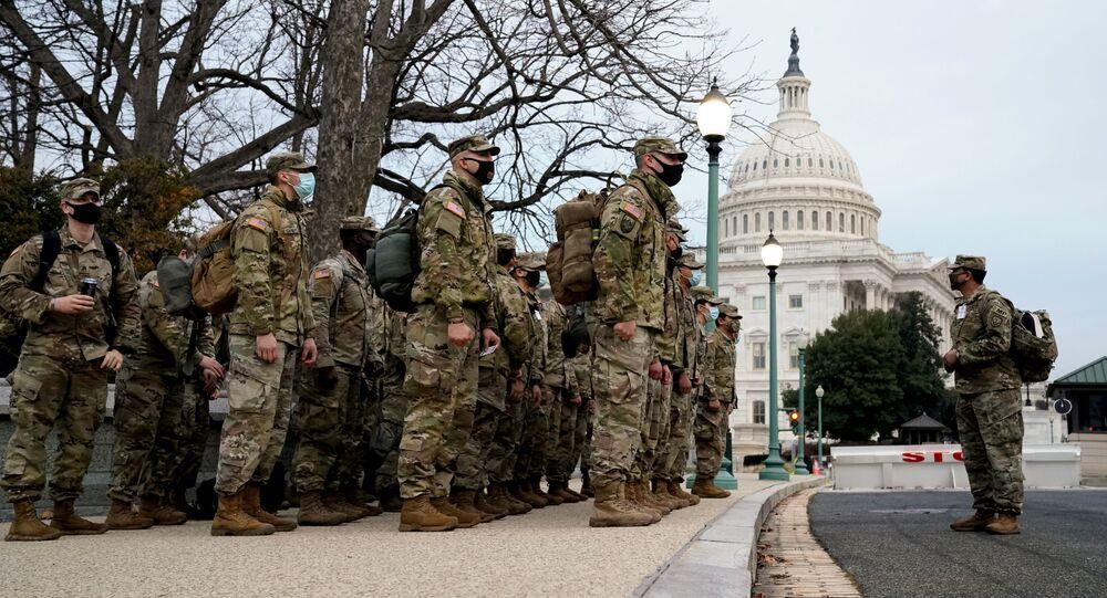 Gwardia Narodowa w Waszyngtonie