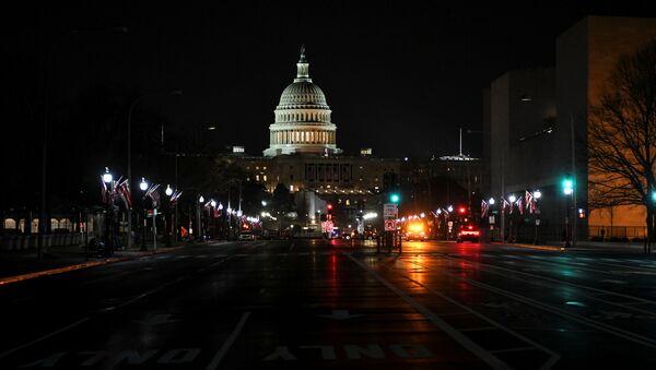 Kapitol, Waszyngton - Sputnik Polska