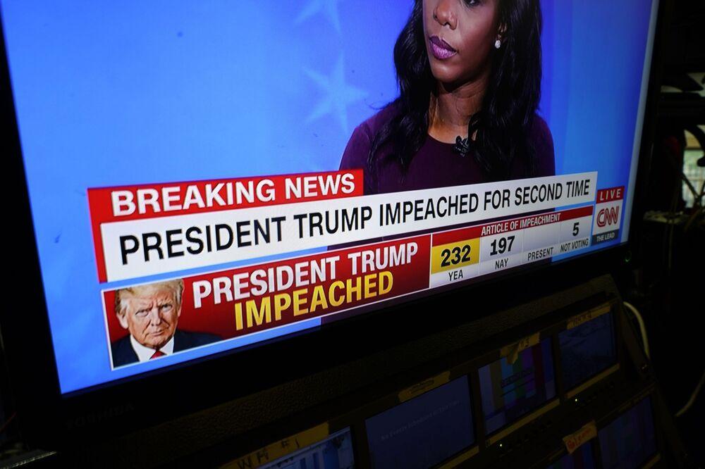 Wiadomości o impeachmencie prezydenta Donalda Trumpa