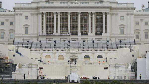 Gmach Kongresu w Waszyngtonie. - Sputnik Polska