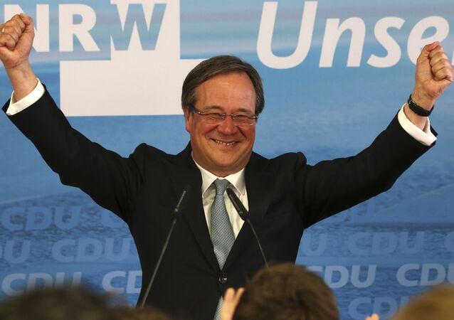 Armin Laschet, nowy szef niemieckiej CDU