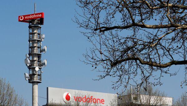 Anteny 4G i 5G w Berlinie - Sputnik Polska