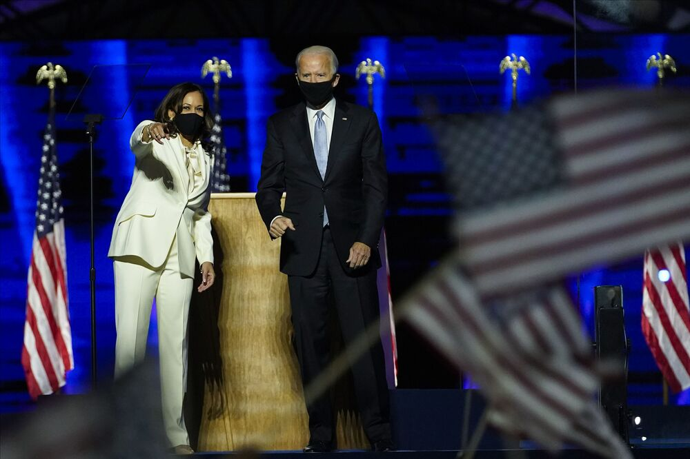 Kamala Harris i Joe Biden