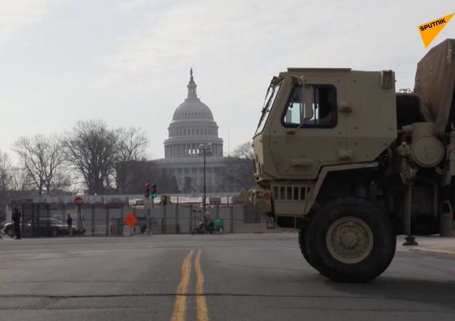 Waszyngton szykuje się na inaugurację Joe Bidena