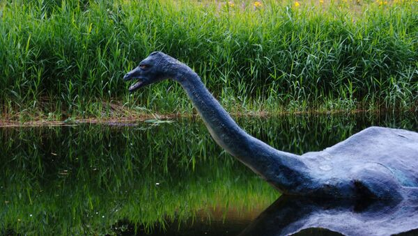 Potwór z Loch Ness w Scottish Lake - Sputnik Polska