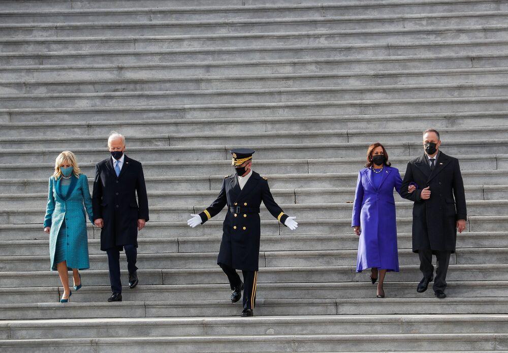 Ceremonia inauguracyjna w Waszyngtonie