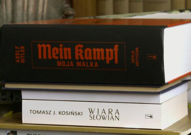 Polskie tłumaczenie Mein Kampf z krytycznymi komentarzami
