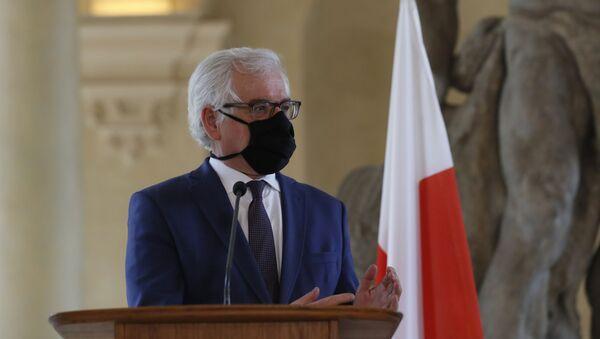 Jacek Czaputowicz - Sputnik Polska