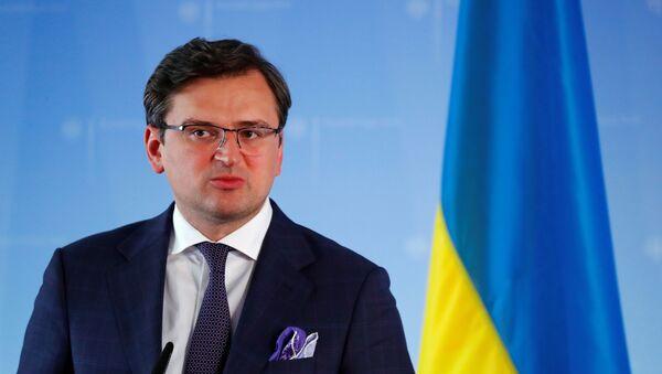 Minister spraw zagranicznych Ukrainy Dmitrij Kuleba - Sputnik Polska