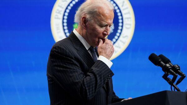 Prezydent USA Joe Biden - Sputnik Polska