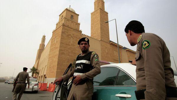Policja w Arabii Saudyjskiej - Sputnik Polska
