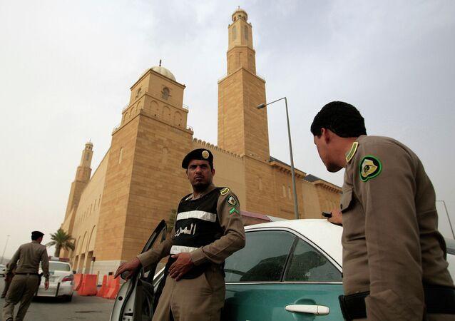 Policja w Arabii Saudyjskiej