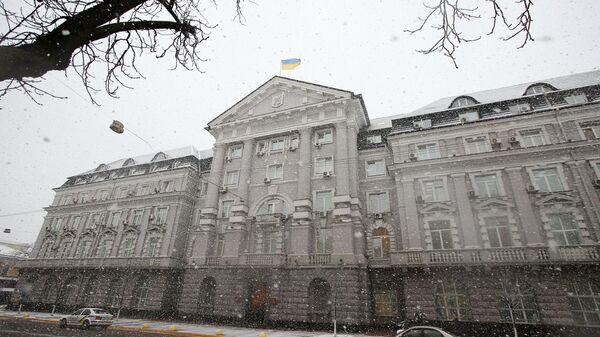 Budynek Służby Bezpieczeństwa Ukrainy (SBU) w Kijowie - Sputnik Polska