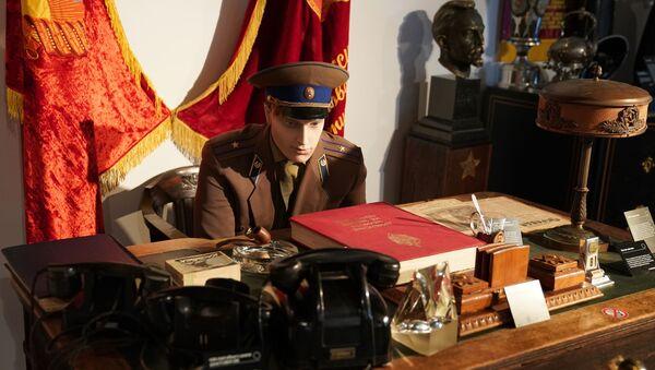 Muzeum KGB w Nowym Jorku - Sputnik Polska
