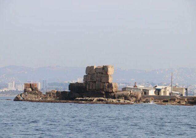 Naukowcy z Sewastopolskiego Uniwersytetu odkryli u wybrzeży Syrii ruiny nieznanego starożytnego portu
