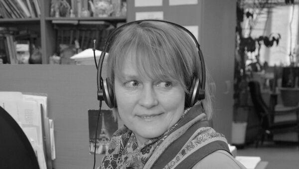 Oksana Bobrowicz - Sputnik Polska