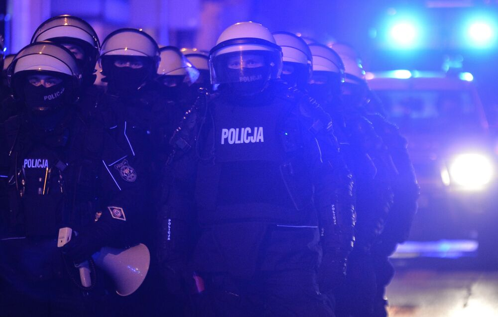 Demonstracje w Polsce 28 stycznia przeciwko zmianom w prawie aborcyjnym