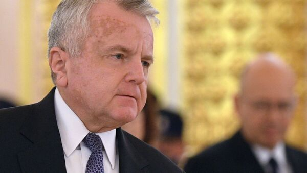 Ambasador USA w Moskwie John Sullivan. - Sputnik Polska