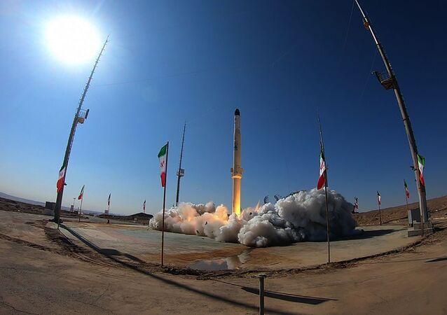 Irańska rakieta Zuldżanach