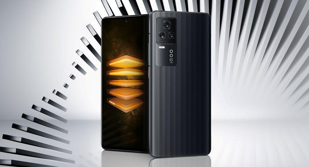 Smartfon iQOO 7