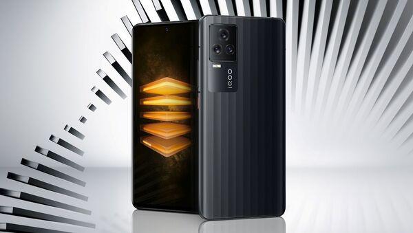 Smartfon iQOO 7 - Sputnik Polska
