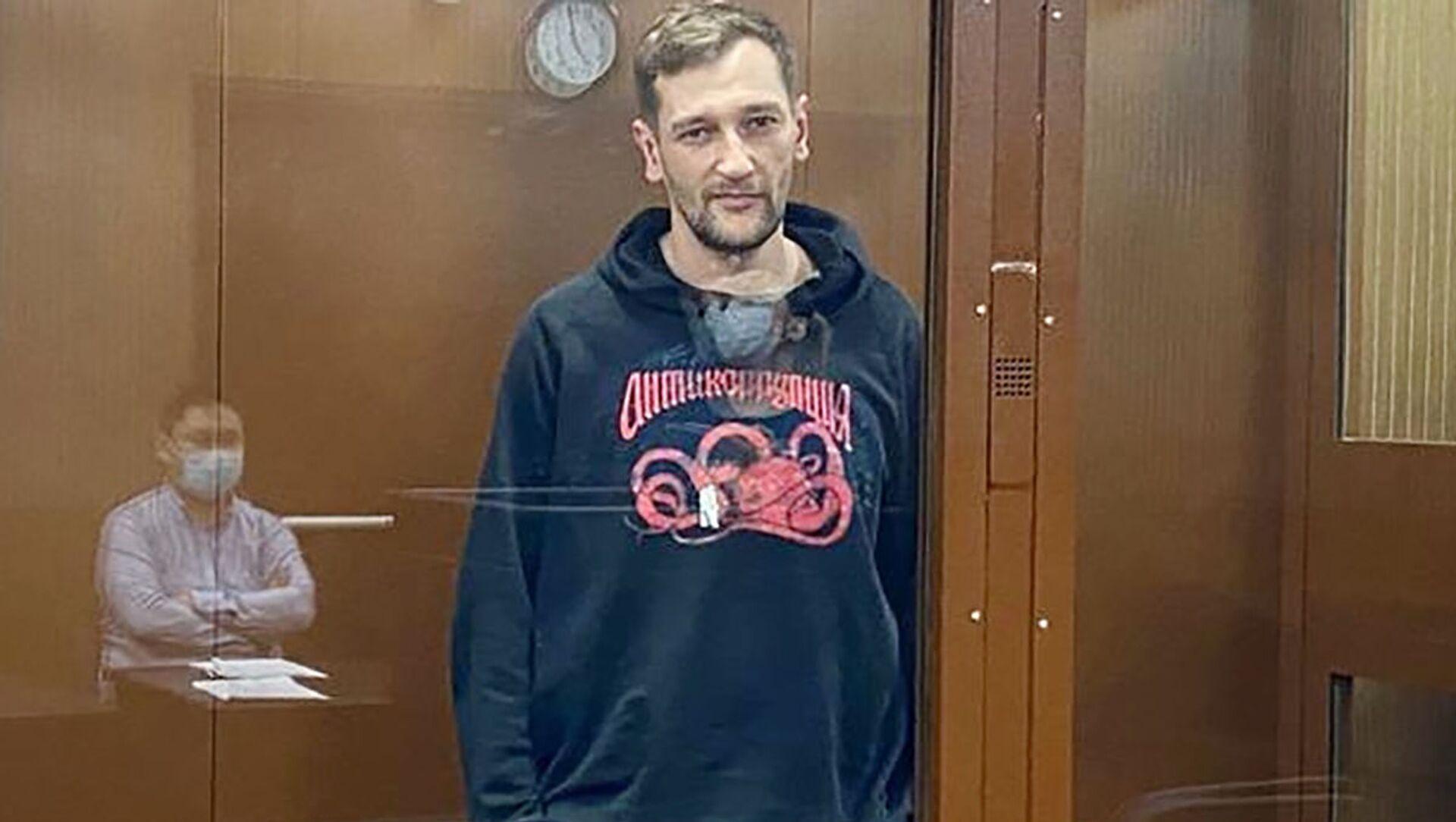 Oleg Nawalny, brat Aleksieja Nawalnego - Sputnik Polska, 1920, 03.02.2021