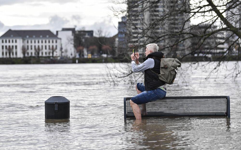 Powódź w Kolonii