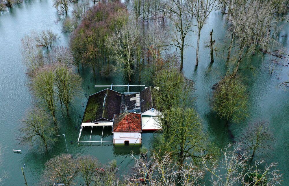 Powódź na zachodzie Niemiec